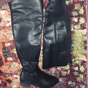 ⬇️ NEW PRICE Over the knee riding boots